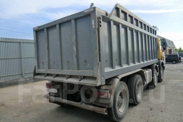 Scania P. 400, 13 000 куб. см., 35 000 кг.