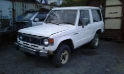Mitsubishi Pajero. L049G, 4D56