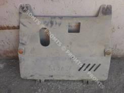 Защита двигателя. Nissan Qashqai, J10