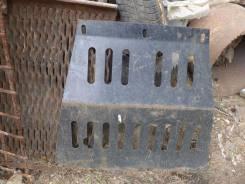 Защита двигателя железная. Лада 21099 Лада 2109