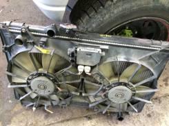 Радиатор охлаждения двигателя. Toyota Crown Двигатель 1JZGTE