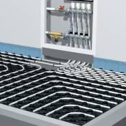 Монтаж систем отопления и теплого пола