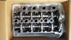 Головка блока цилиндров. Mitsubishi: L200, Pajero, Challenger, Delica, Pajero Sport, Strada Двигатель 4D56. Под заказ
