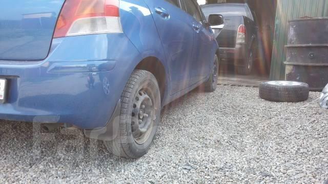 Брызговики. Toyota Vitz, KSP90