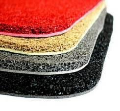 Универсальный виниловый коврик в рулонах