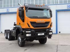 Iveco Trakker. Седельный тягач 6х6 новый Iveco-AMT 633910 (Trakker AT720T42WT), 13 000 куб. см., 27 000 кг.