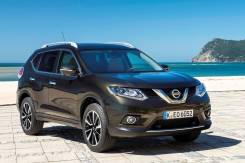 Рейлинг. Nissan X-Trail, HNT32, HT32, NHT32, NT32, T32