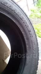 Dunlop Grandtrek SJ6. Зимние, без шипов, 2008 год, износ: 60%, 4 шт