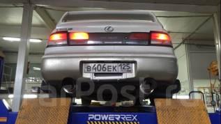 Спойлер. Toyota Aristo, JZS147E, UZS143, JZS147, UZS143E Lexus GS300, JZS147 Двигатели: 2JZGTE, 1UZFE, 2JZGE