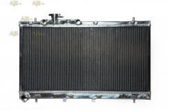 Радиатор охлаждения двигателя. Subaru Legacy, BEE, BHE Subaru Outback Двигатель EZ30D