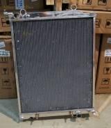 Радиатор охлаждения двигателя. Toyota Tacoma, TRN220, TRN225 Двигатель 2TRFE