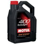 Motul. Вязкость 10W-40