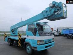 Isuzu Forward. Автовышка Isuzu ELF Juston, 8 200 куб. см., 26,00 м. Под заказ