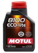 Motul 8100 Eco. Вязкость 5W-30