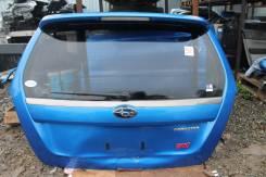 Дверь багажника. Subaru Forester, SG9, SG9L