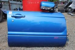 Дверь боковая. Subaru Forester, SG9, SG9L