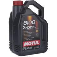 Motul 8100 X-Cess. Вязкость 5W40