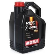 Motul 8100 X-Clean. Вязкость 5W30