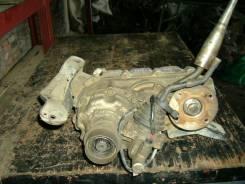 Раздаточная коробка. Mitsubishi Pajero Mini, H58A Двигатель 4A30