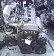 Двигатель б/у контрактный Toyota 5A-FЕ. трамбл.