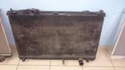 Радиатор охлаждения двигателя. Lexus GS300, GRS191 Двигатели: 3GRFSE, 3GRFE