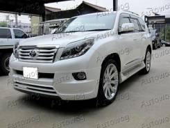 Фара. Toyota Land Cruiser Prado