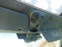 Козырек солнцезащитный. Mercedes-Benz M-Class, W163