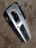 Бампер передний на Таурег VW Touareg до 2015