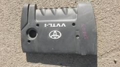 Крышка двигателя. Toyota Corolla Fielder, ZZE123, ZZE123G Двигатель 2ZZGE