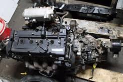 Двигатель. Hyundai Accent, TB Hyundai Getz, TB Hyundai Verna Kia Rio, JB Двигатель G4EE