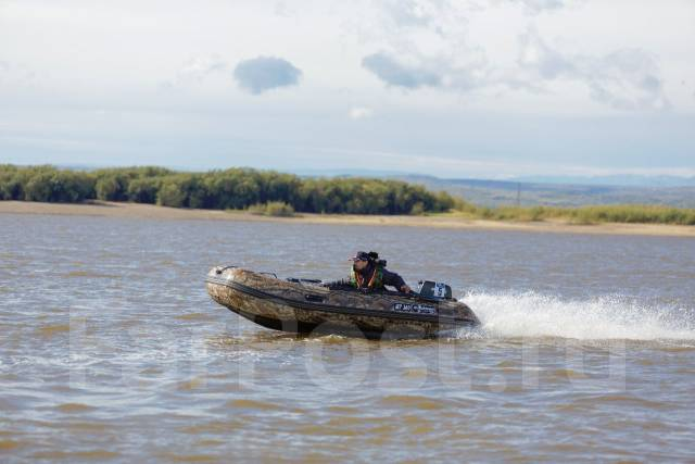 лодка штурман 450