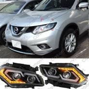 Фара. Nissan X-Trail, T32, HNT32, HT32, NT32, NHT32