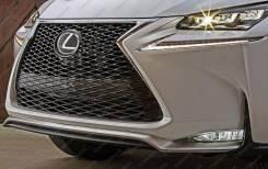 Решетка радиатора. Lexus NX200, ZGZ15, ZGZ10 Двигатель 3ZRFAE