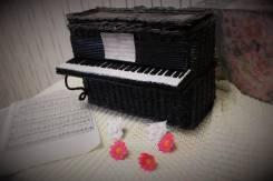 Шкатулка - фортепиано. Под заказ