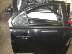 Дверь задняя правая Mitsubishi Lancer X 5730A582 в сборе