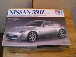Модель NIssan 350Z Fairlady 1:24 для сборки (склеивания)