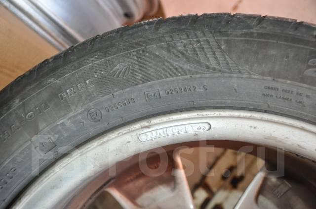 Колеса 5x112 205/55 R16 Audi VW Golf Skoda Passat Seat. 7.0x16 5x112.00 ET38 ЦО 57,1мм.