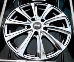 "Комплект литья ""ZooM Wheel"" на 16"" тонированный хром. 6.5x16, 5x114.30, ET45, ЦО 67,1мм."