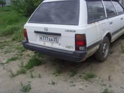 Дверь багажника. Subaru Leone, AP3 Двигатель EA71