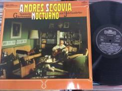 JAZZ! Андрес Сеговия / Andres Segovia - Nocturno - DE LP 1977