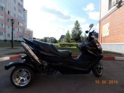 Yamaha Majesty. 200 куб. см., исправен, птс, без пробега