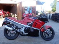 Kawasaki GPZ 400. 400 куб. см., исправен, птс, без пробега
