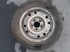 Bridgestone Blizzak Extra PM-30. Зимние, без шипов, 2002 год, износ: 40%, 1 шт