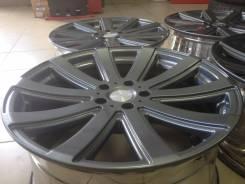 Шикарные Дип VIP диски Leasing R19 9.5 + почти нов шины 275/30 245/45. 9.5/8.5x19 5x114.30 ET38/35 ЦО 73,0мм.