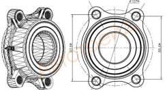 Ступица RR INFINITI G35/NISSAN SKYLINE/STAGEA 01-