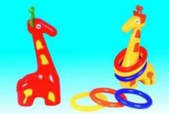 Кольцеброс Жираф