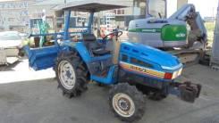 Iseki. Японский мини-трактор TU205