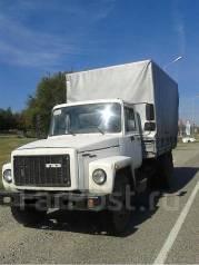 ГАЗ 3309. 3309 дизель 2006 г, 4 200 куб. см., 5 000 кг.