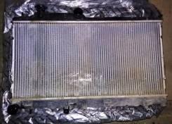 Радиатор охлаждения двигателя. Subaru Impreza, GRB, GRF Subaru Impreza WRX STI, GRF, GR, GRB Двигатели: EJ25, EJ257, EJ207, EJ20