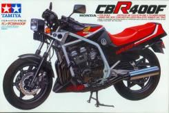 Honda CBR. 444 куб. см., неисправен, без птс, с пробегом
